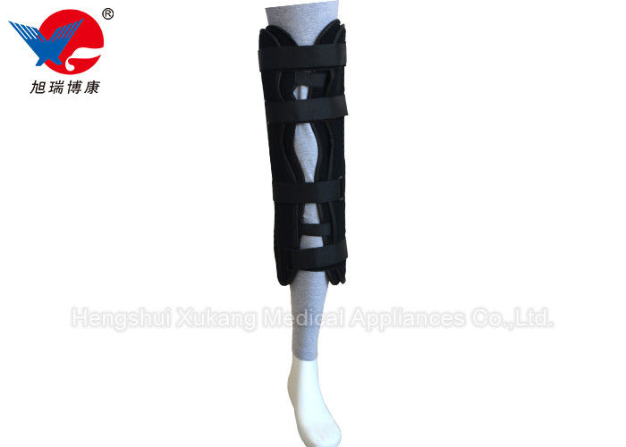 Waterproof Athletic Works Knee Brace Front Open Knee Design For Air Circulation