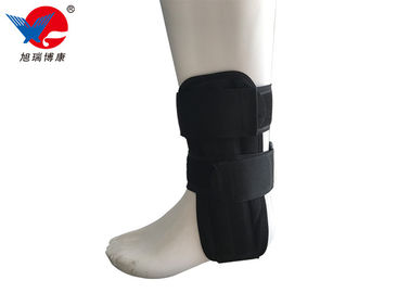 Ventilasi Besar Ankle Support Brace, Adjustable Plastik Ankle Brace