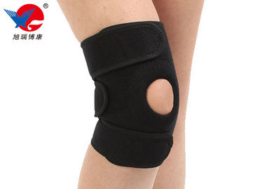 Colorful Sport Knee Support Brace, Desain Kustom Athletic Compression Knee Brace